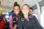 Skydiving in San Francisco