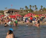 Cliff Beach, Israel