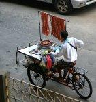street vendor, Bangkok, Thailand