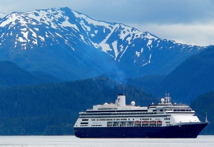 Holland America Cruise Ship, Alaska