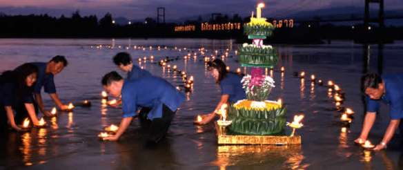 Loi Krathong Festival, Thailand