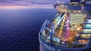 Oasis of the Seas, Aqua Theater