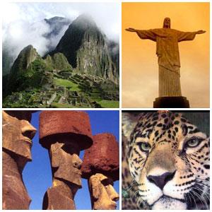 Wonders of South America