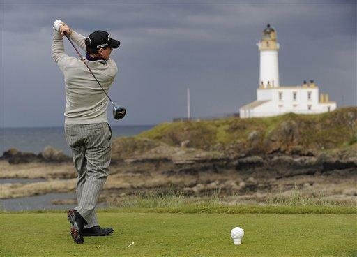 Tom Watson, British Open Golf Championships 2009