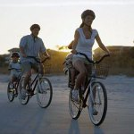 Bike Riding Kiawah Island