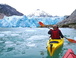 uncruise kayaking