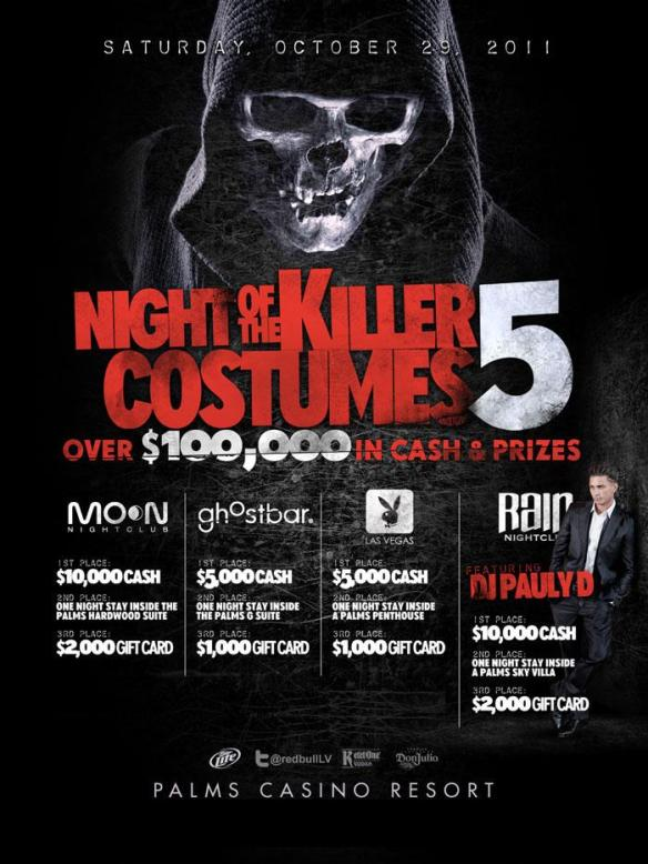 Night of the Killer Costumes