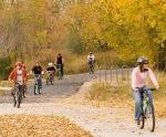 Jordan River Parkway Trail, Photo Credit: Salt Cycle