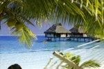 Bora Bora, over-the-water hut