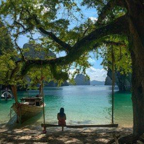 Ton Sai Bay, Thailand
