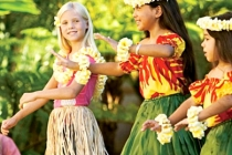 Luau Family Fun
