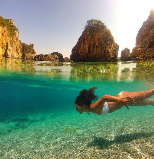 Kerkyra Island, Greece
