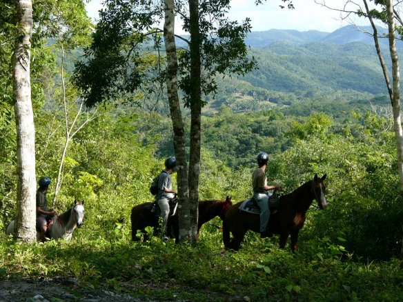 Horseback Riding, Belize