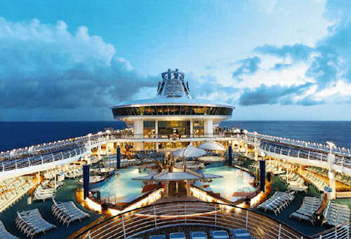 Royal Caribbean's Navigator or the Seas