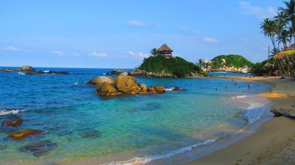 Colombia Beaches, Tayrona National Park