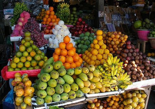 Colombia Food Markets