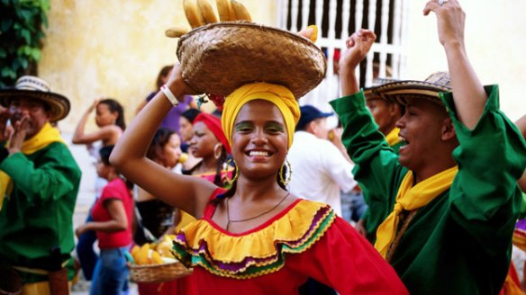 Colombian People: Vibrant and Friendly