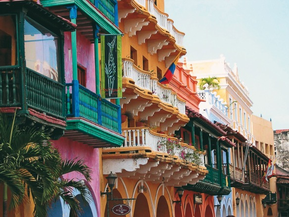 Colombia Towns, Cartagena-