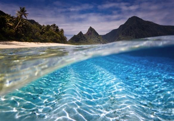 Manua islands, American Samoa photo: Michael Anderson Gallery