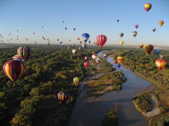 Albuquerque International Balloon Fiesta photo:FEST300
