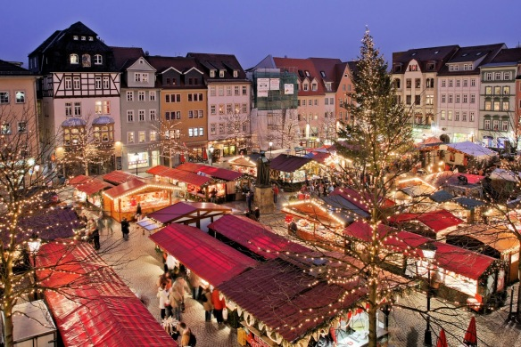 Christkindlmarkt  in Germany