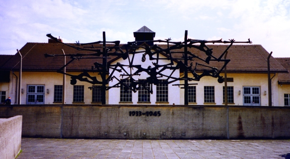 Memorial at Dachau Concentration Camp Credit: Image Tours Inc.